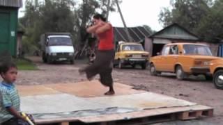 50.Танцы на Крестинах у цыган