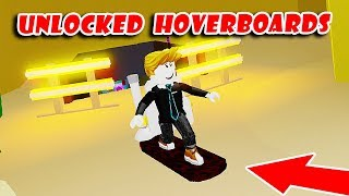 How to Unlock HOVERBOARDS in Ghost Simulator! [Roblox]