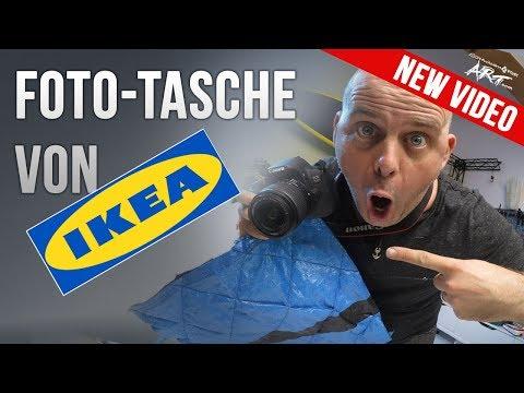 Die Foto Tasche von Ikea I Schwaighofer-ART