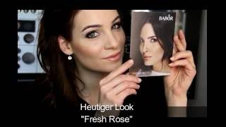 """FIA mit Make up Tutorial """"Fresh Rose"""" by Babor Age ID"""