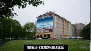 Obrazovka BONUSS-CZ - Kačerov/Jihlavská ulice