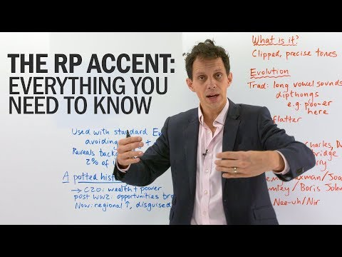 The RP English Accent – What is it, how does it sound, and who ...