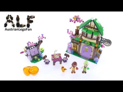 Vidéo LEGO Elves 41174 : L'auberge des étoiles