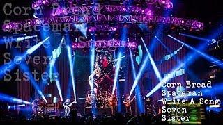 Dave Matthews Band - Corn Bread - Spaceman - Write A Song - Seven - Sister (Audios)