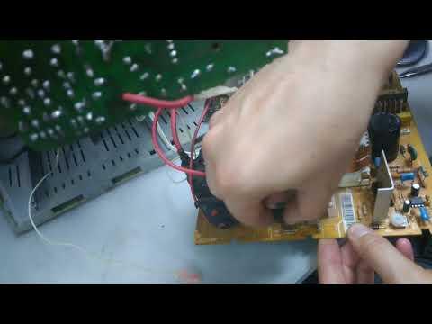 ремонт телевизора витязь (шасси МШ-37) от подписчика