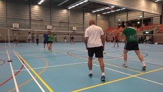 Rabobank De Langstraat Verenigingsondersteuning - Badmintonclubs FST en High Speed