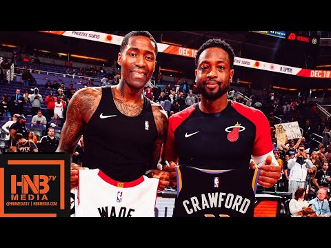 Miami Heat vs Phoenix Suns Full Game Highlights | 12.07.2018, NBA Season