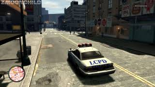 GTA IV - Most Wanted - Tommy Francovic - Algonquin - at the very beginning of the game