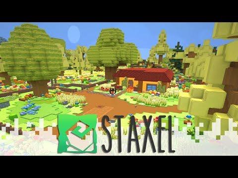 Gameplay de Staxel