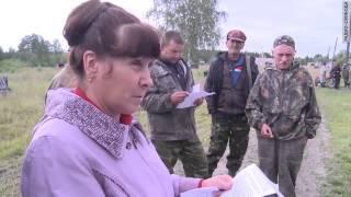 Россия: Брошенные среди тайги