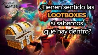 ¿Seguiríamos abriendo las loot boxes si supiéramos lo que hay dentro?