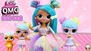LOL OMG Makeover DIY Bon Bon Big Sister OMG Fashion Doll