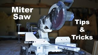 How to Use a Miter Saw   Tips & Tricks