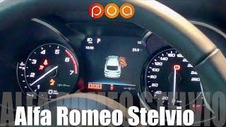 Alfa Romeo Stelvio : Le tour du propriétaire (premier contact)