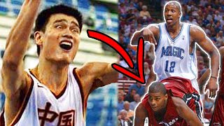 MOST Embarrassing Moments In NBA All Star Game History