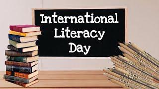 Literacy- Day! | 8th September 2020! | World Literacy Day! | Literacy day Status | #Literacy #status