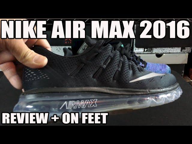 Nike Air Max 2015 Vs 2016