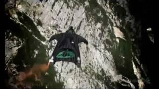 Экстримальное видео - Летающие люди/Аркан