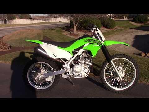 2020 Kawasaki KLX 230R in Boise, Idaho - Video 1