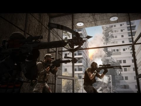 First Look: Battlefield 3: Aftermath, Ready To Shake Up Multiplayer