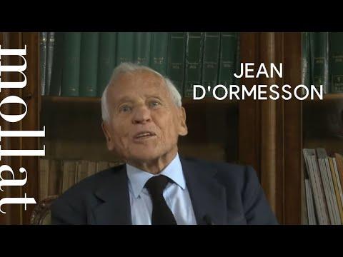 Jean d'Ormesson - C'est une chose étrange à la fin que le monde