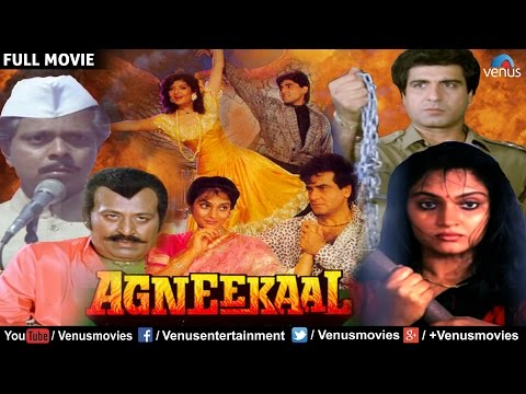 Agneekaal - Full Movie | Hindi Movies Full Movie | Jeetendra Movies | Latest Bollywood Full Movies
