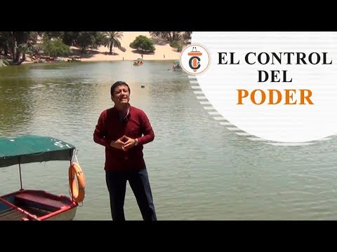 EL CONTROL DEL PODER - Tribuna Constitucional 89 -Guido Aguila Grados