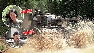 We Got A Tank!!