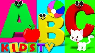 The Big Phonics Song Phonics Song A-Z Kids TV Best Nursery Rhymes For Toddlers