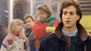 The 'Full House' When They Got Trapped In An Airport On Christmas