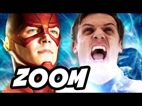 The Flash Season 2 Zoom Hunter Zolomon WTF Explained