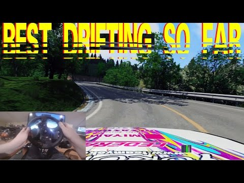 Assetto Corsa Drifting (G920, Hand Brake, GoPro) - смотреть онлайн