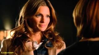 """Castle 6x14 """"Dressed To Kill"""" Castle & Beckett talks Matilda King (HD)"""