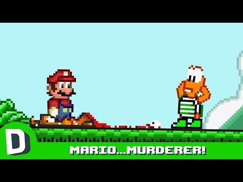 Mario je zrůda