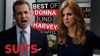 "mqdefault - Best of Donna & Harvey: ""Lieben Sie Harvey Specter?"" | Staffel 2 | Suits DE"