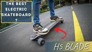TeamGee H5 Blade Electric Skateboard