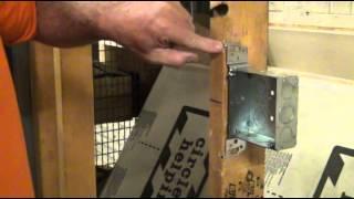 video: RACO: 196 Universal Box Bracket Installation Video