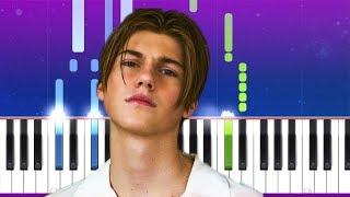 Ruel   Unsaid (Piano Tutorial)