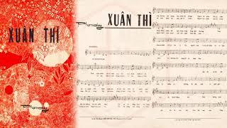 🎵 Xuân Thì (Phạm Duy) Khánh Ly Pre 1975 | Tờ Nhạc Xưa