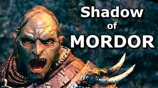 Shadow of MORDOR very positive review