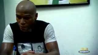 Ask the Fighter   Floyd Mayweather Part I