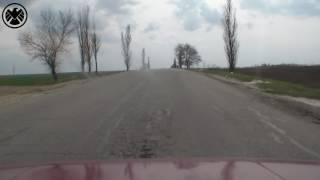 Трасса Запорожье-Херсон часть 1