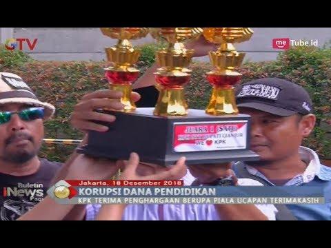 Warga Cianjur Beri Penghargaan Simbolik ke KPK Pasca Penahana Bupati - BIP 19/12