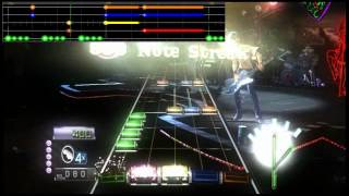 Judas Priest-Leather Rebel_HD_Guitar Hero (Expert)