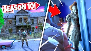 new spooky house location appears confirming new it chapter 2 ltm event season 10 update br