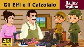 Gli Elfi e il Calzolaio | Storie Per Bambini | Favole Per Bambini | Fiabe Italiane