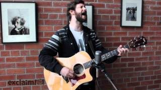 "Dan Mangan performs ""About As Helpful As You Can Be Without Being Any Help At All"" on Exclaim!TV"