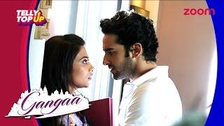 Gangaa And Sagar Come Face To Face In 'Gangaa' | #TellyTopUp