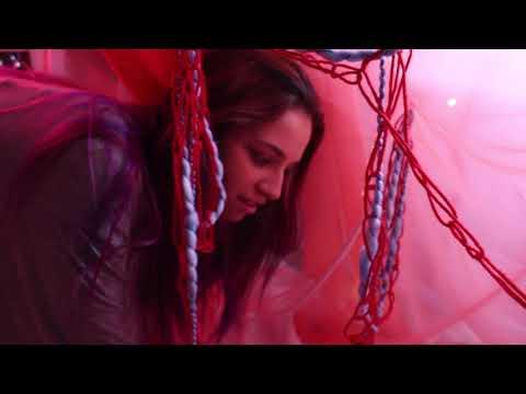 """""""Lungs"""" by Savana Nix, Hair and Makeup by Jaimee Rosko"""