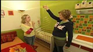 Inneneinrichtung: Kindergerechtes Schlafzimmer